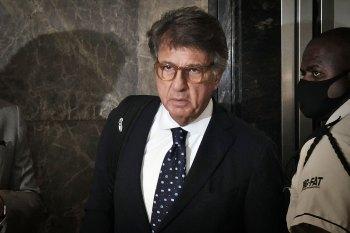 Empresário depôs após denunciar, em entrevista à Folha de S.Paulo, que a operação da PF que mirou Fabrício Queiroz teria sido vazada para Flávio Bolsonaro