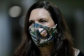Deputada declarou que uma de suas prioridades será o voto impresso, defendida pelo presidente Jair Bolsonaro (sem partido)