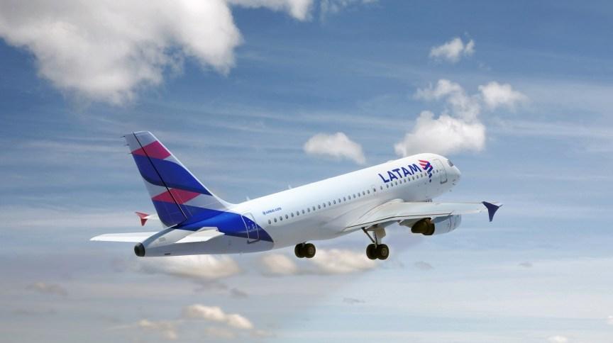 Airbus A319 da Latam: O entrave para a companhia áerea com o BNDES tem sido o fato de a empresa não ter capital aberto no Brasil