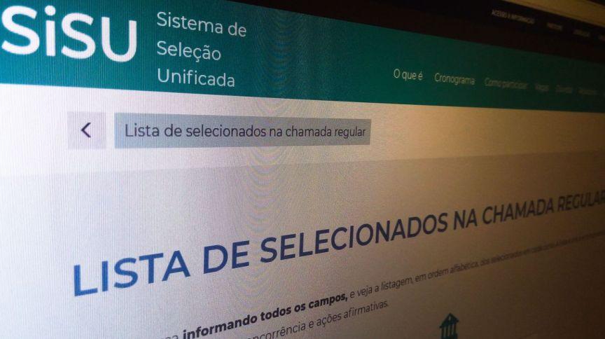 O Sisu é o programa do Ministério da Educação para acesso de brasileiros a cursos de graduação em universidades públicas do país