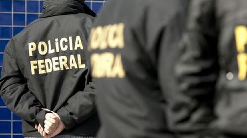 Agentes da Polícia Federal