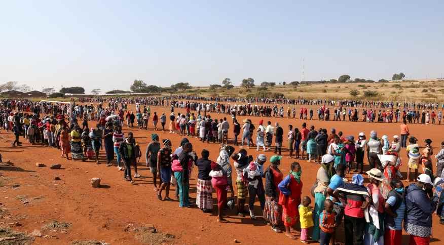 OMS faz alerta sobre disseminação de coronavírus na África