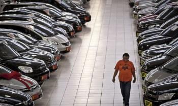 Segundo a Associação, a produção de veículos no Brasil em fevereiro somou 197 mil unidades, e os emplacamentos foram de 167,4 mil