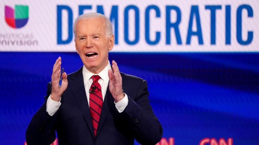 O ex-vice-presidente Joe Biden