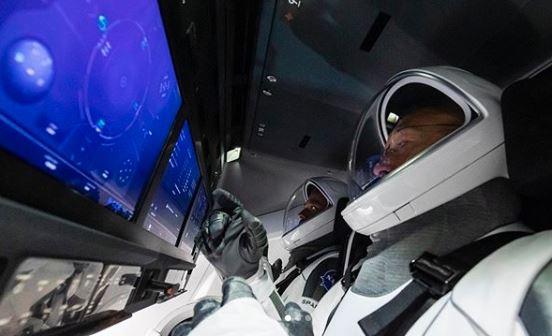 A SpaceX e a Nasa concluem ensaio completo das atividades com os astronautas Bob Behnken e Doug Hurley à frente da Tripulação Demo-2
