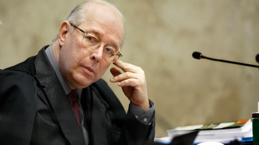 Ministro do Supremo Tribunal Federal, Celso de Mello, durante sessão primária (06.jun.2019)