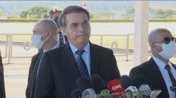 Presidente, Mourão e ministro da Defesa divulgaram nota após ministro Luiz Fux, do STF, decidir que Constituição não dá a militares 'poder moderador'