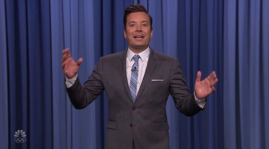 """Jimmy Fallon fez parte do elenco do """"Saturday Night Live"""" de 1998 a 2004"""