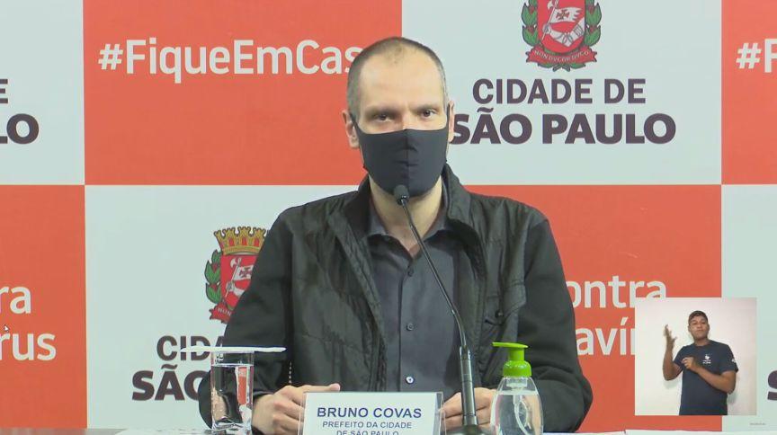 Prefeito de São Paulo, Bruno Covas (PSDB)