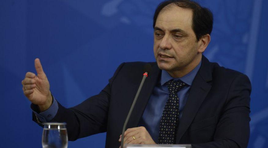 Secretário especial da Fazenda do Ministério da Economia, Waldery Rodrigues: redução no déficit primário para 2020
