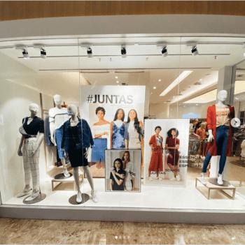 A Hering começou o trimestre com 38% de suas lojas fechadas. Algumas unidades ainda operam com restrição de horário e da capacidade de atendimento