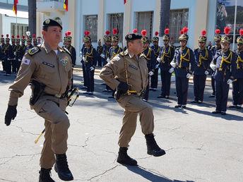 Coronel Giovanne Silva atuou como comandante da Polícia Militar de Minas Gerais