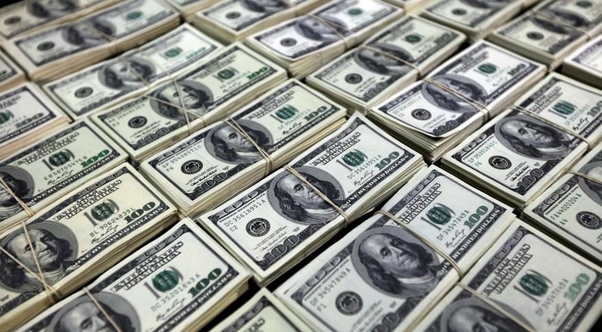 Moeda americana bateu novo recorde frente ao real na quinta (2), a R$ 5,28 (02.Mar.2020)