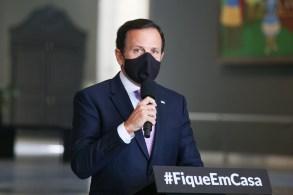 Governador diz que polícia paulista trabalha com a PF e a Interpol para localizar o traficante; suspeita é que ele esteja no Paraguai, na Bolívia ou na Colômbia