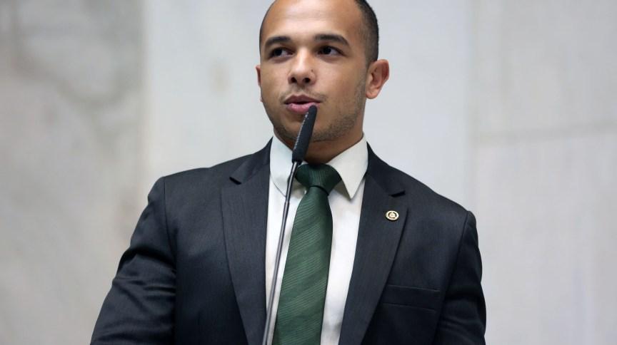 Deputado estadual Douglas Garcia (PSL-SP): assessoria do parlamentar nega irregularidades