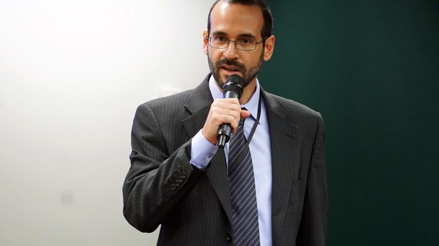 O assessor especial da Presidência Arthur Weintraub
