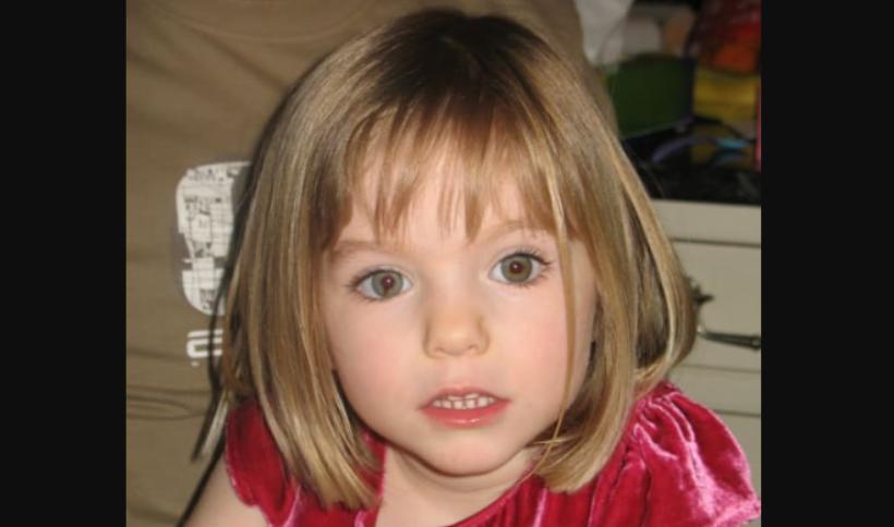 Madeleine McCann está desaparecida desde maio de 2007