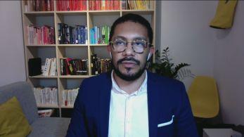 Thiago Amparo fala sobre atos contra o racismo e compara situação entre Estados Unidos e Brasil