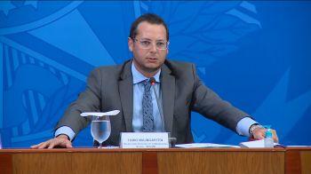 Ideia de Bolsonaro com nomeação de Faria era tirar Fabio Wajngarten, chefe da Secretaria de Comunicação, do guarda-chuva dos generais palacianos