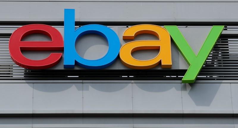 Vista externa do escritório do eBay na Alemanha