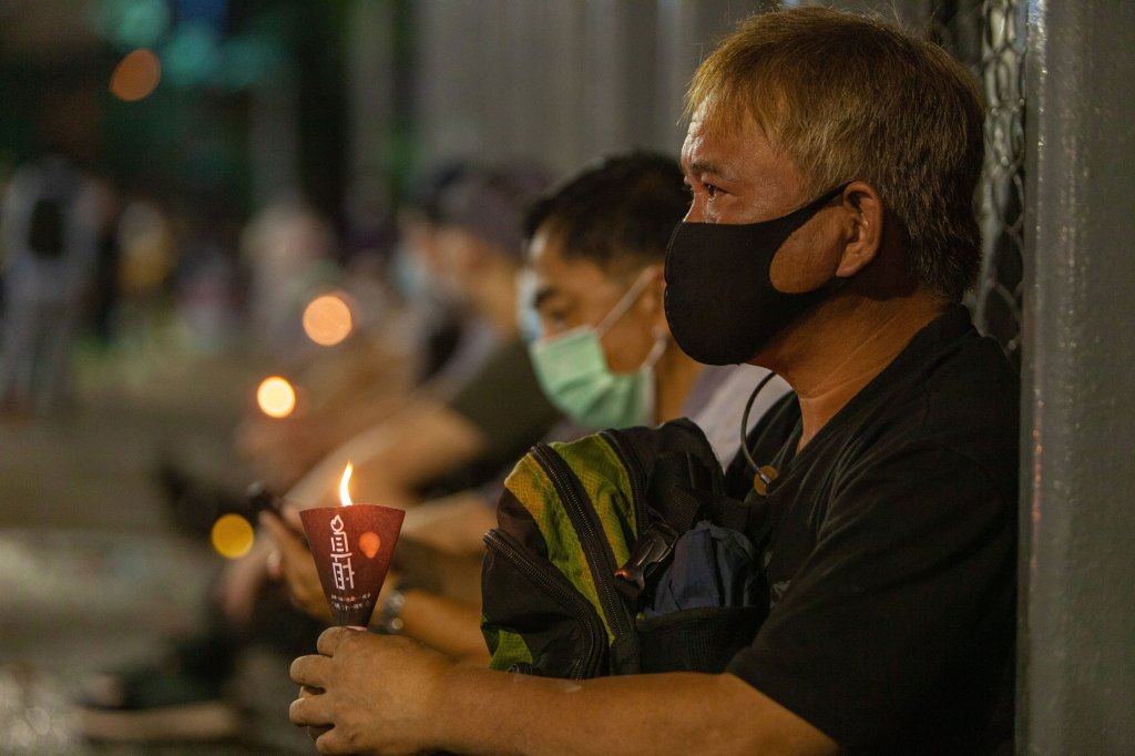 aniversário do Massacre da Praça da Paz Celestial