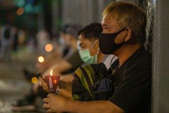 Nesta quarta-feira (8), a polícia prendeu quatro membros de um grupo que organiza atos e manifestações em homenagem às vítimas da repressão