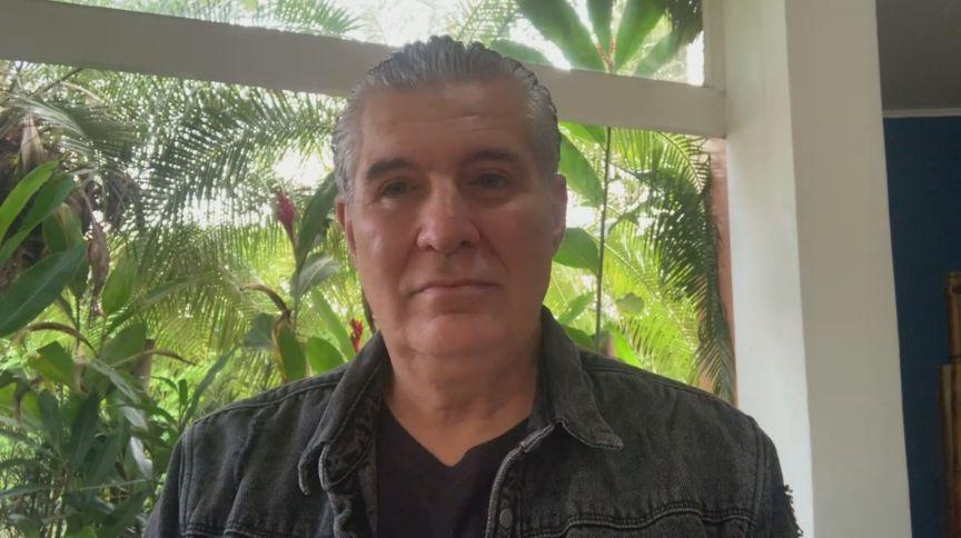 O desembargador aposentado Ivan Sartori, em entrevista à CNN (07.jun.2020)