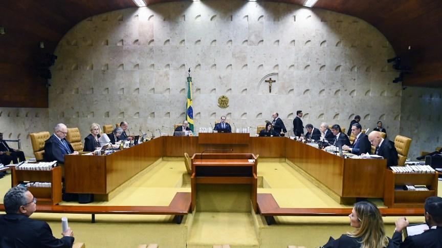 Plenário do STF (Supremo Tribunal Federal)