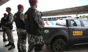 Segundo o governo do Amazonas, 144 agentes da Força Nacional serão enviados ao estado