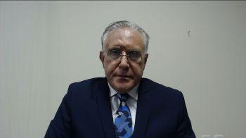Alberto Beltrame foi exonerado do cargo. Segundo o governador do estado, Helder Barbalho, decisão foi do próprio ex-secretário