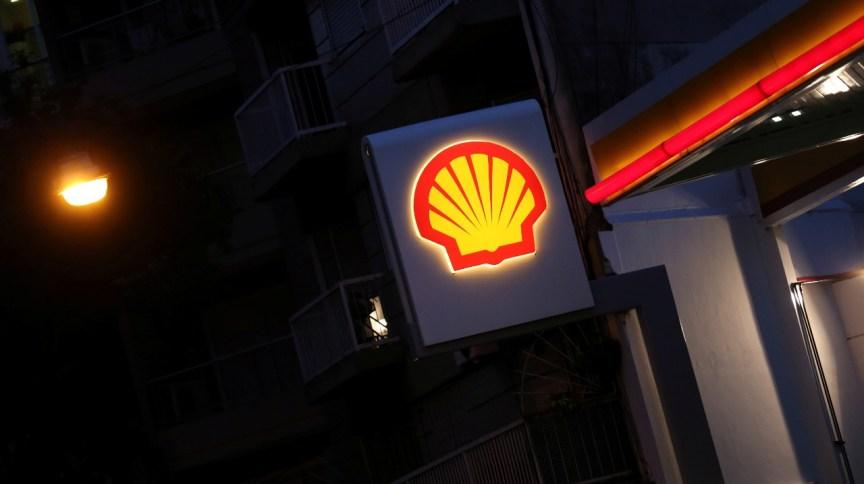 Posto de bandeira Shell, ligado à Raízen (12/03/2018)