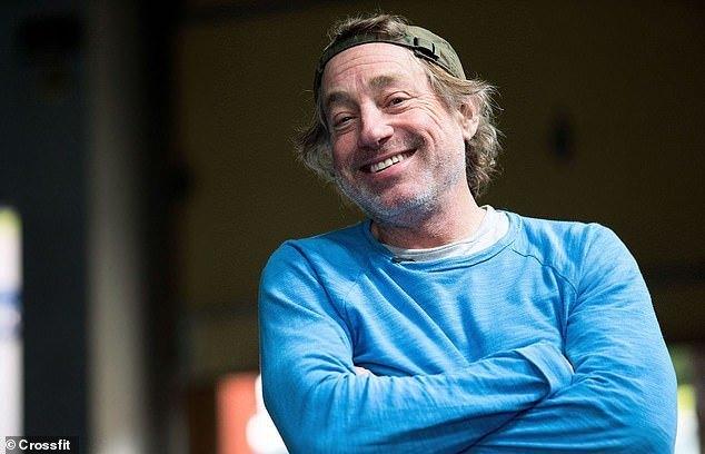 Greg Glassman, CEO da marca CrossFit: empresário entrou em polêmica após ironizar assassinato do americano George Floyd