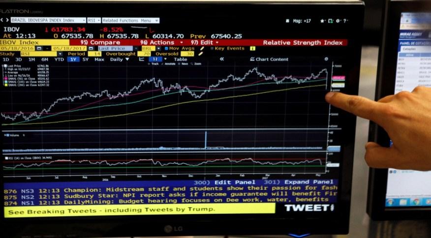 Apesar da melhora no cenário externo, fim do Renda Brasil fez com que os mercados virassem nesta terça