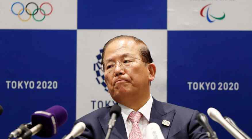 CEO da Tóquio 2020, Toshiro Muto
