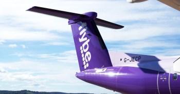 A companhia aérea Flybe, do Reino Unido, entrou com pedido de falência alegando queda nas vendas causadas pelo coronavírus