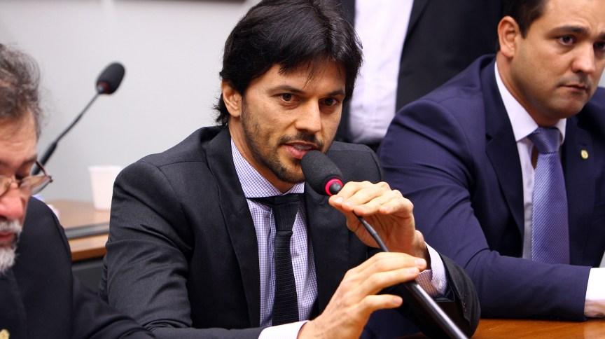 Ministro das Comunicações, Fábio Faria, em foto de arquivo