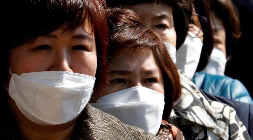 Coreia do Sul decidiu banir exportações de máscaras em meio ao aumento da demanda do produto