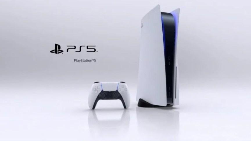 Sony apresenta o visual do novo PlayStation 5
