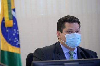 Mendonça, que é ex-ministro da Justiça e ex-advogado geral da União, foi o indicado do presidente Jair Bolsonaro para ocupar o lugar do ex-ministro Marco Aurélio Mello no STF