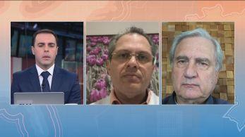 Médico infectologista e presidente de associação comercial discutiram principais pontos a serem levados em consideração para a reabertura econômica em segurança
