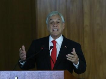Sebastián Piñera teve revelado que fechou a venda de uma mina do país nas Ilhas Virgens Britânicas