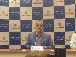 Edmar está preso desde 10 julho no Batalhão Especial da PM em Niterói, na Região Metropolitana do Rio