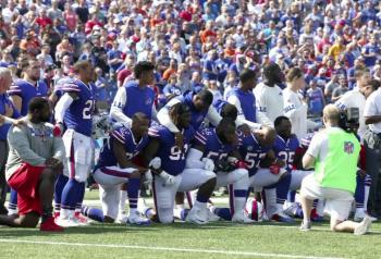 Liga de futebol americano pretende executar a canção 'Lift Every Voice and Sing' antes do hino nacional dos EUA nos jogos da primeira rodada da temporada