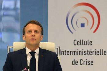 Presidente francês tem sido criticado por setores de seu partido por não fazer o suficiente para combater o aquecimento global