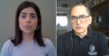 Camila Abdelmalack, da Veedha Investimentos, disse que demissão pode 'pesar'; Pedro Paulo Silveira, da Nova Futuro Investimentos, citou 'sinais não positivos'