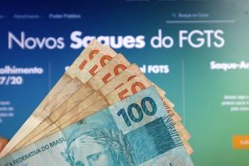 O pagamento será feito na conta poupança social digital, aberta automaticamente pelo banco em nome dos beneficiários