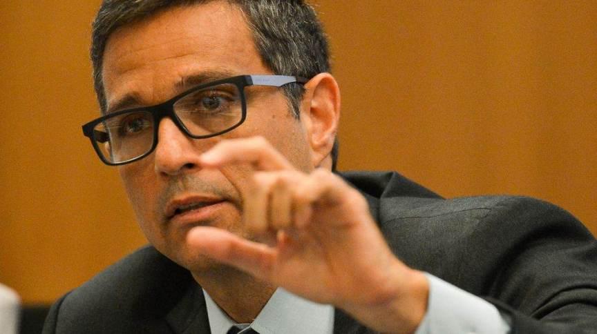 Presidente do Banco Central, Roberto Campos Neto em entrevista coletiva (09.jan.2020); BC regulamentou concessão de crédito emergencial de R$ 40 bilhões