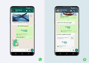 """Segundo presidente do BC, WhatsApp entrará em pagamentos no Brasil """"em breve"""" e que a autoridade monetária mantém conversas com o Google"""