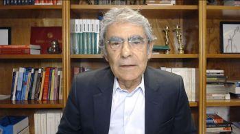 """O ex-presidente do Supremo Tribunal Federal (STF) falou sobre ataques à Corte: """"não há como varrer do mapa a democracia brasileira"""""""