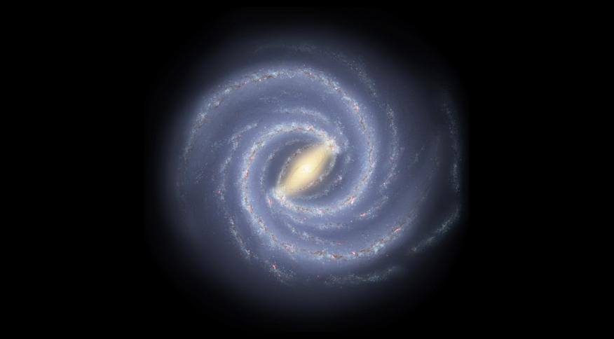 Como os primeiros exploradores mapeando os continentes do nosso globo, os astrônomos estão ocupados mapeando a estrutura espiral de nossa galáxia, a Via Láctea. Os cientistas calcularam que poderia haver um mínimo de 36 civilizações inteligentes.